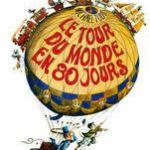 """TEATRO EN FRANCÉS """"LE TOUR DU MONDE EN 80 JOURS"""""""