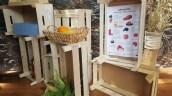 cestas y alimentos canarios