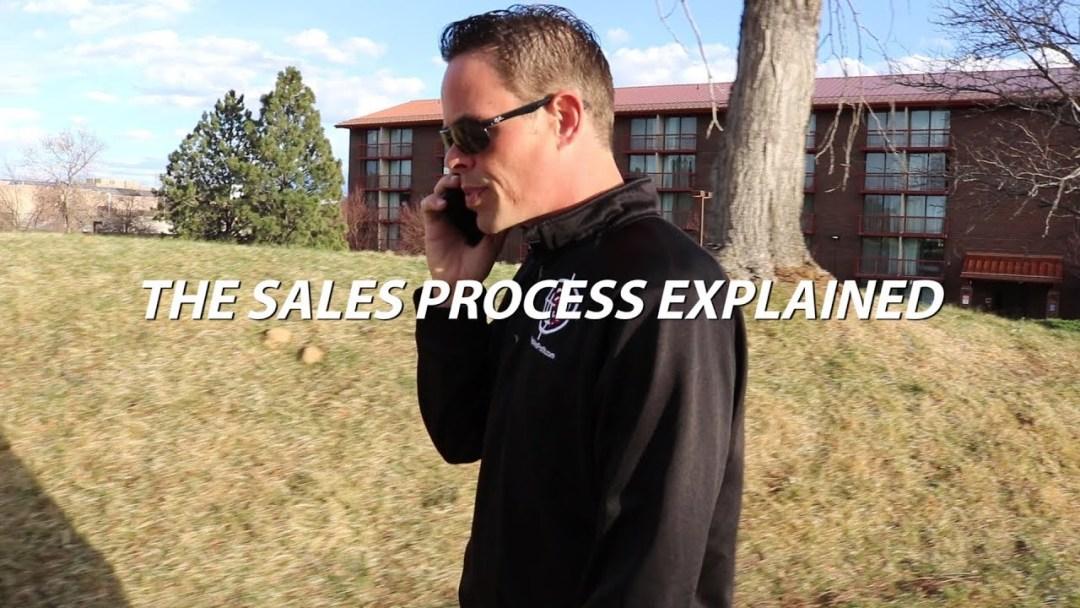 Insurance Restoration Sales Process
