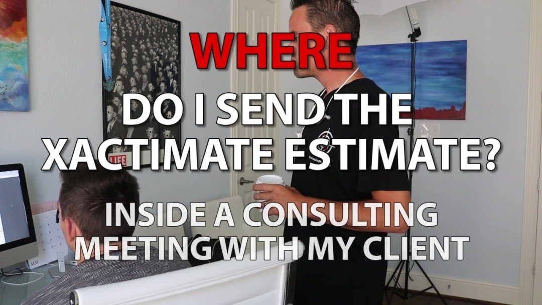 Where Do I Send Xactimate Estimate? | Roof Claim Supplements