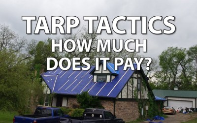 Tarp Tactics for Large Profits in Xactimate | The Practitioner Podcast 04