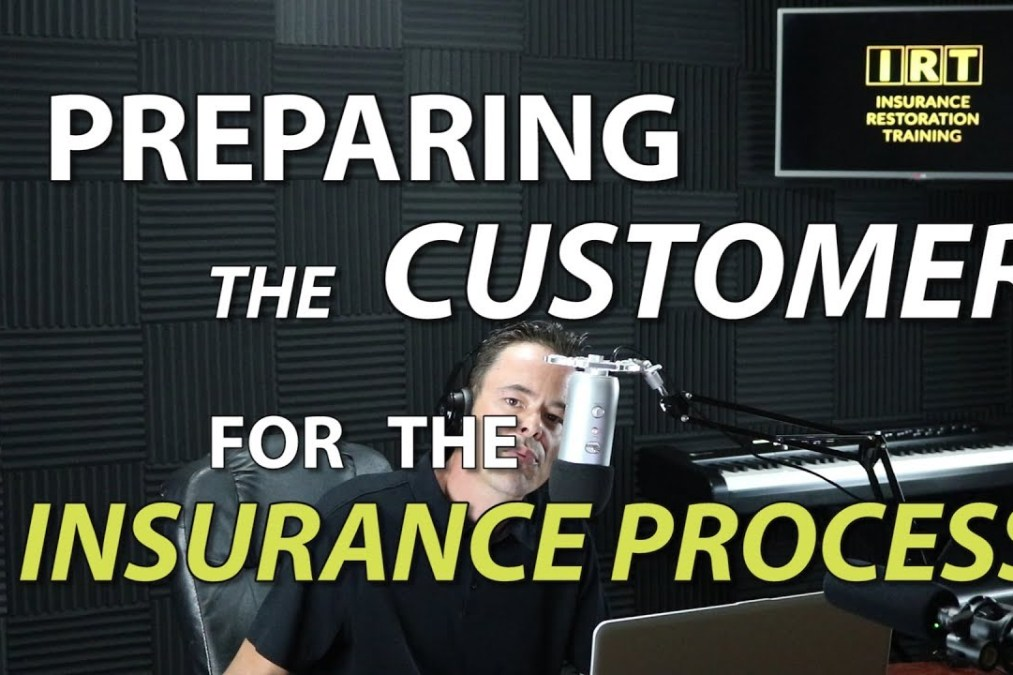 Preparing Customer For Insurance Process | The Practitioner Podcast 05
