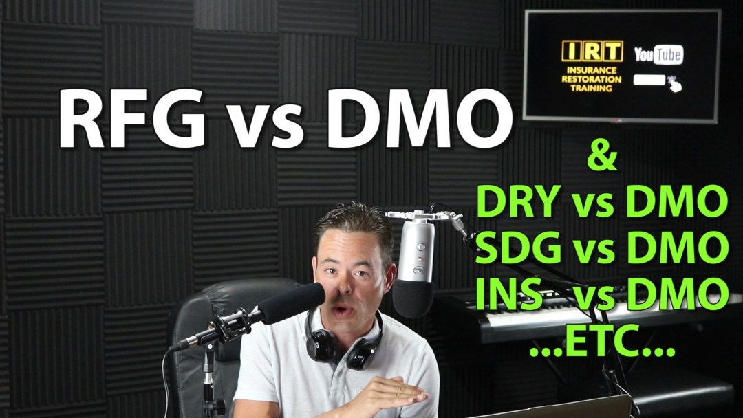 RFG vs DMO | The Practitioner Podcast