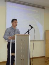 Luis Thomas habla de la metodología empleada en las clases