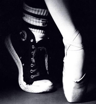 ¿Los pies de Laila?