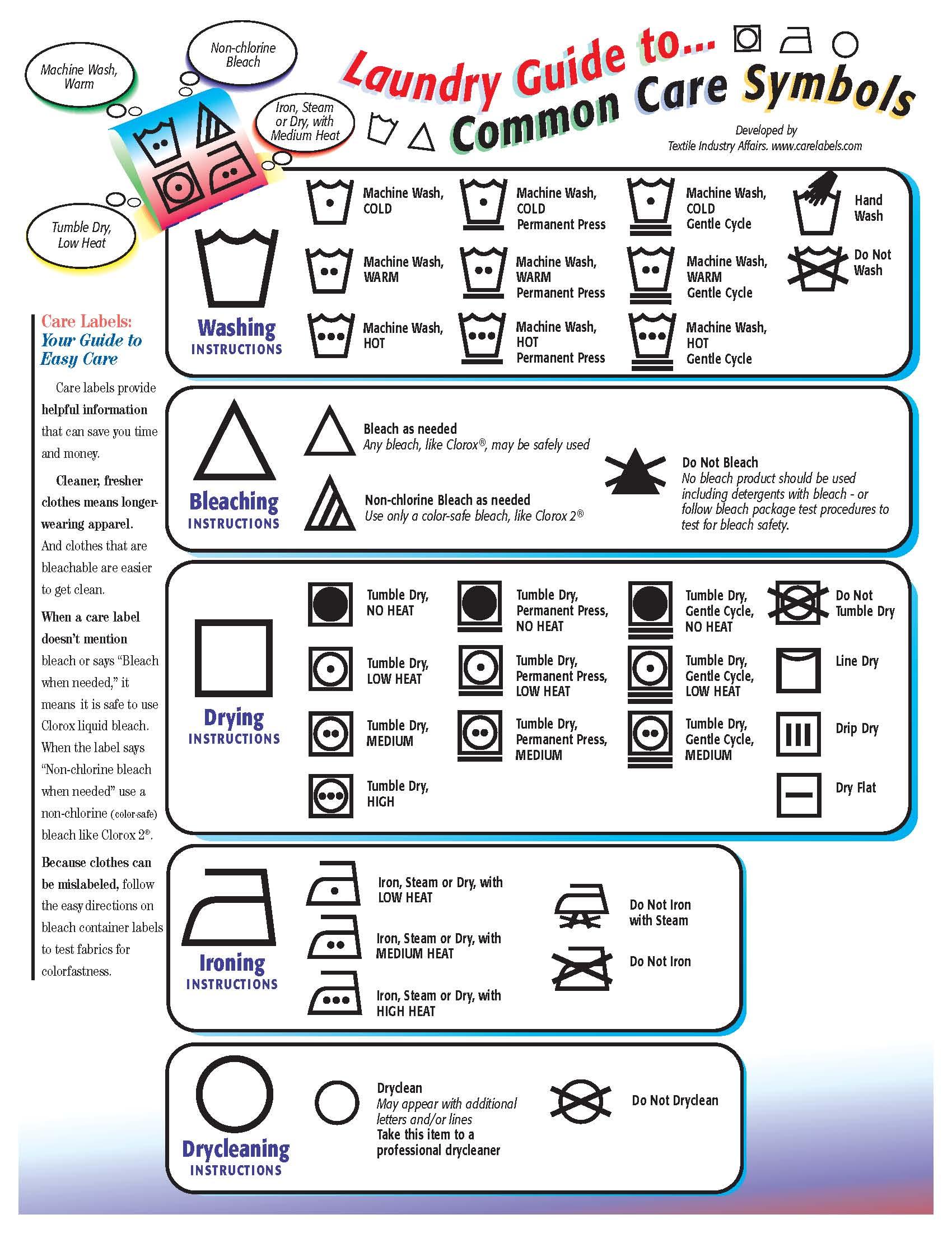 Laundry Washing Clothes