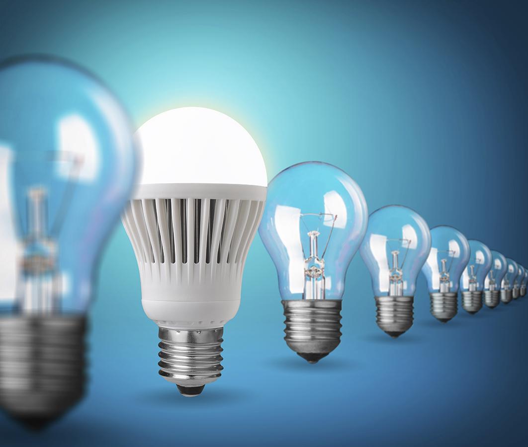 Led Lamp Post Light