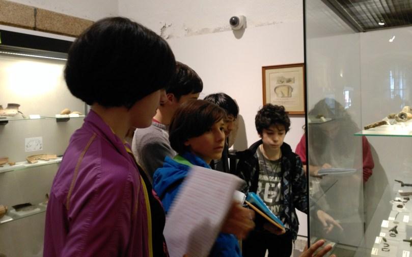 Visita Museo Arqueolóxico