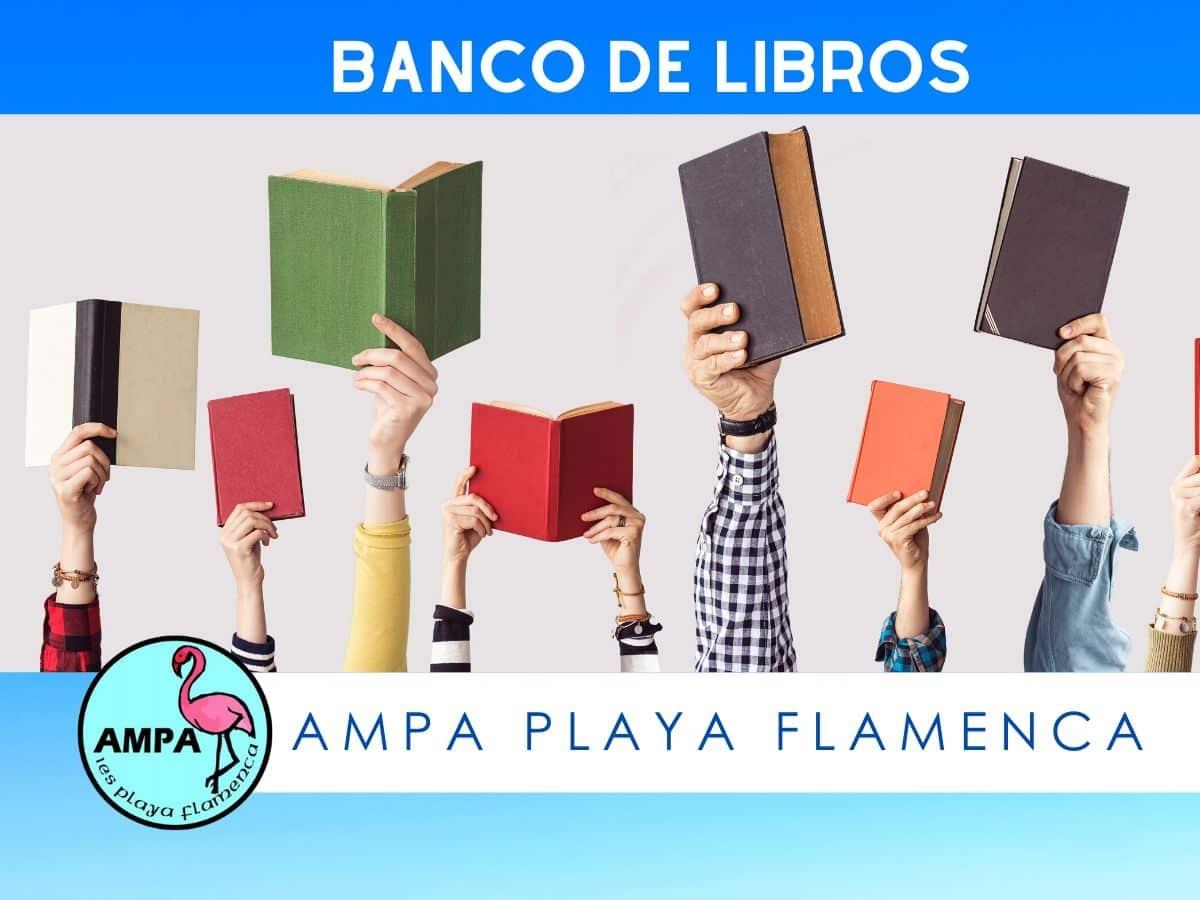 Banco de Libros del IES Playa Flamenca 2020-21