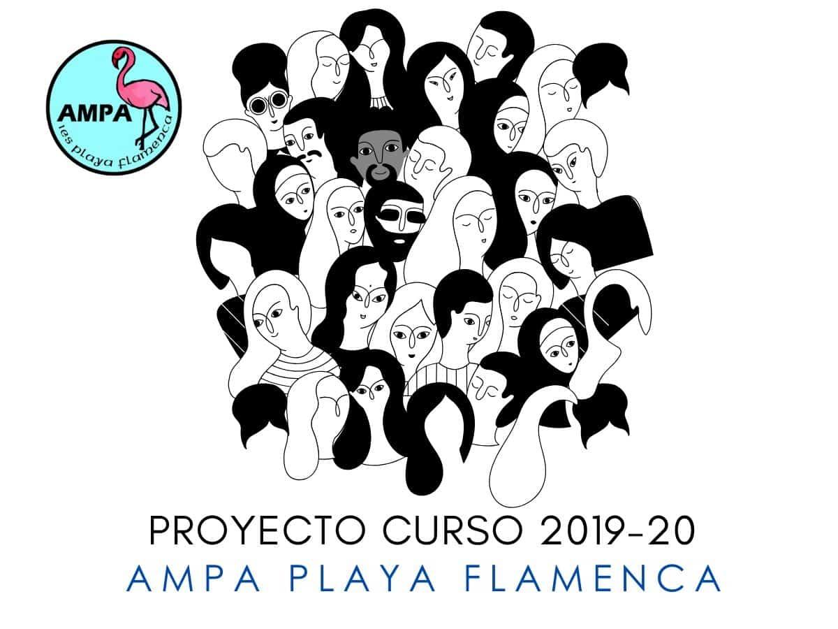 Proyectos para curso 2020-21 del AMPA PLAYA FLAMENCA