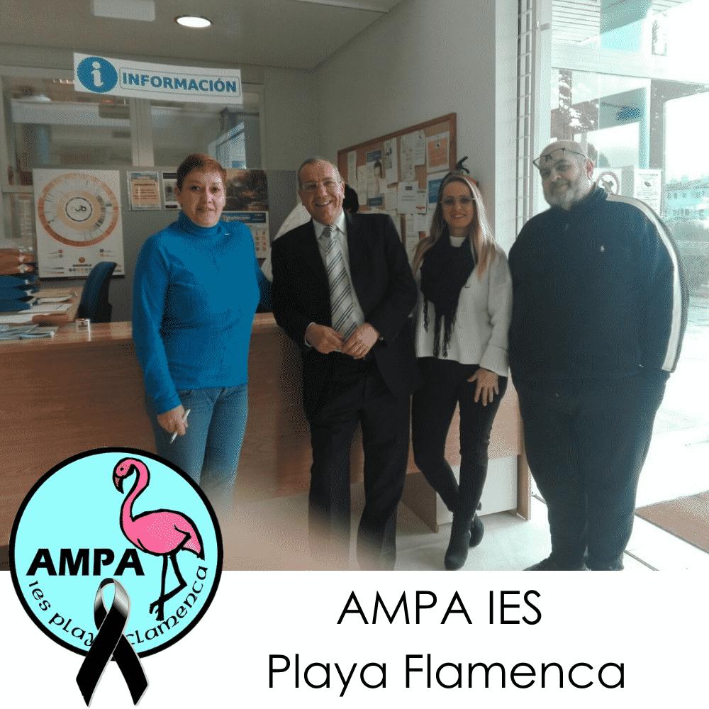 Ha fallecido Alfredo Abad, vicepresidente del AMPA