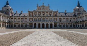 Испания дворец