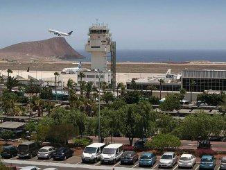 Самолет почти столкнулся с дроном в южном аэропорту Тенерифе