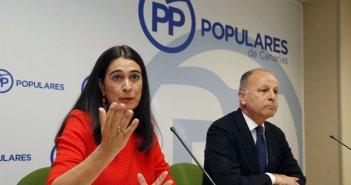 PP считает, что Президент Канарских островов должен снизить налоги