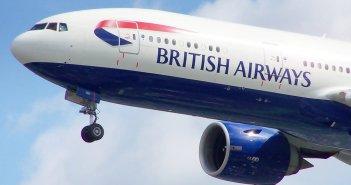 Новый маршрут авиакомпании British Airways осенью соединит лондонский Heathrow с Tenerife Sur