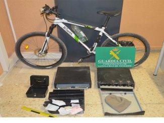 Гражданская гвардия задержала взломщика в Los Abrigos