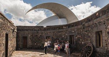 Островной совет Тенерифе предлагает в эту субботу новый маршрут по историческим замков столицы острова