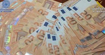 Перекрыт один из каналов фальшивых банкнот из Италии