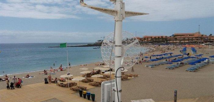 На Тенерифе установят новые бесплатные точки Wi-Fi в местах с самым высоким притоком туристов