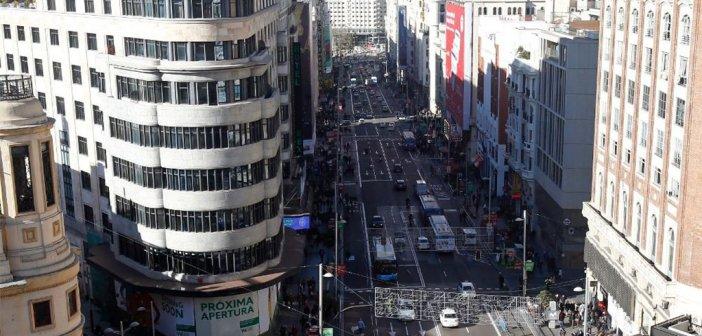 """Мадрид загонит в """"нелегалы"""" более 90% жилья, сдаваемого во временную аренду"""