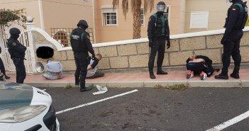 Задержаны шесть членов преступной группы, грабившей дома на Тенерифе