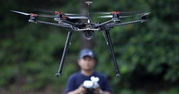 Этим летом DGT будет управлять дорогами и при помощи дронов, один из них - на Канарских островах