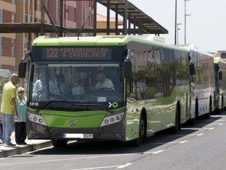 Профсоюзы осуждают нападение на водителя автобуса TITSA в Candelaria