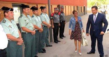 В El Fraile будет находиться офис местной полиции и Гражданской гвардии для усиления безопасности
