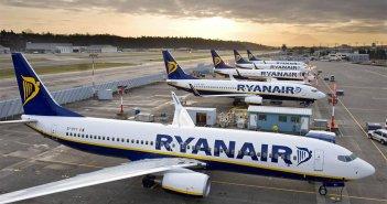 Кто отменяет авиарейсы в Европе? Снова Ryanair. Опять Ryanair...