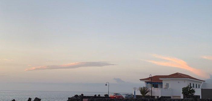 Переменная облачность и вероятность калимы на этот понедельник