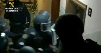 Арестована на Тенерифе опасная преступная группа грабителей