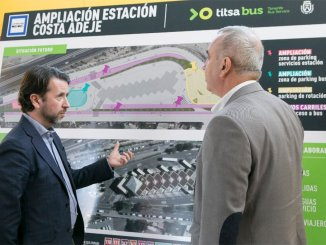 Инвестиции в размере 480000 евро для упорядочения доступа к Estación de Guaguas de Adeje