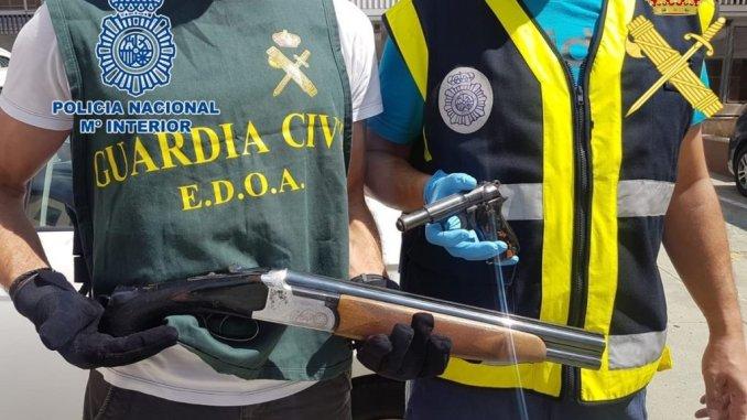 На Тенерифе задержана опасная преступная группа