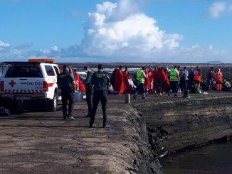 Канары 2018: более, чем в два раза увеличилось прибытие лодок из Африки