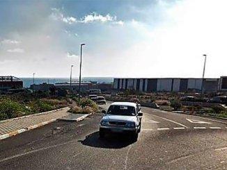 Старичок заблудился на южном шоссе Тенерифе: ехал против движения
