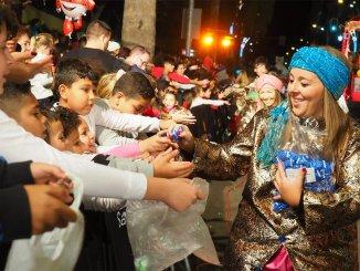 Reyes Magos: подарки, предостережения, закрытые для проезда улицы