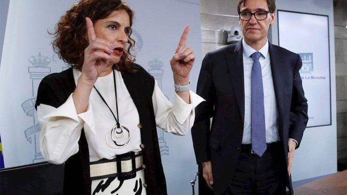 Испания: изменения в стратегии правительства беспокоят экспертов