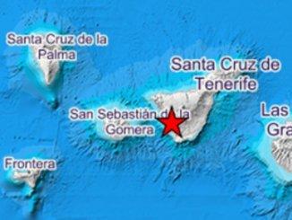 Тенерифе: Involcan зарегистрировал сегодня крупный сейсмический рой
