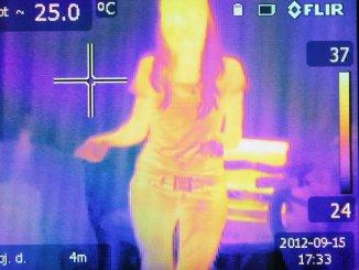 Скрытые тепловизоры появятся в испанских аэропортах с понедельника