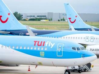 Tui Нидерланды приостановили свои полеты на Канарские острова