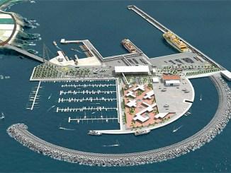 """На Тенерифе начинается """"битва гигантов"""" за третий порт на острове"""