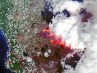Вулкан на La Palma: ситуация стабилизируется, но лава продолжает идти к океану