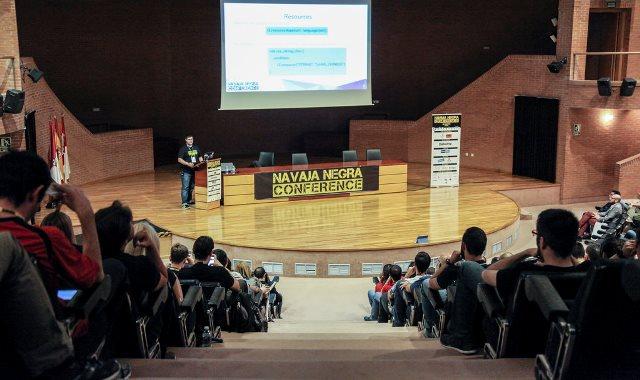 Asistimos a la Navaja Negra Conference 2018