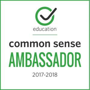 Common Sense Media Ambassador