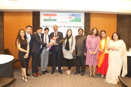 Djibouti India Trade Forum inauguration