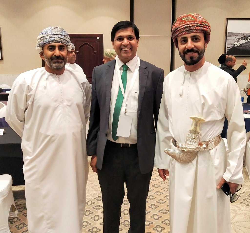 Oman Finance Ministry invited IETO Delegation