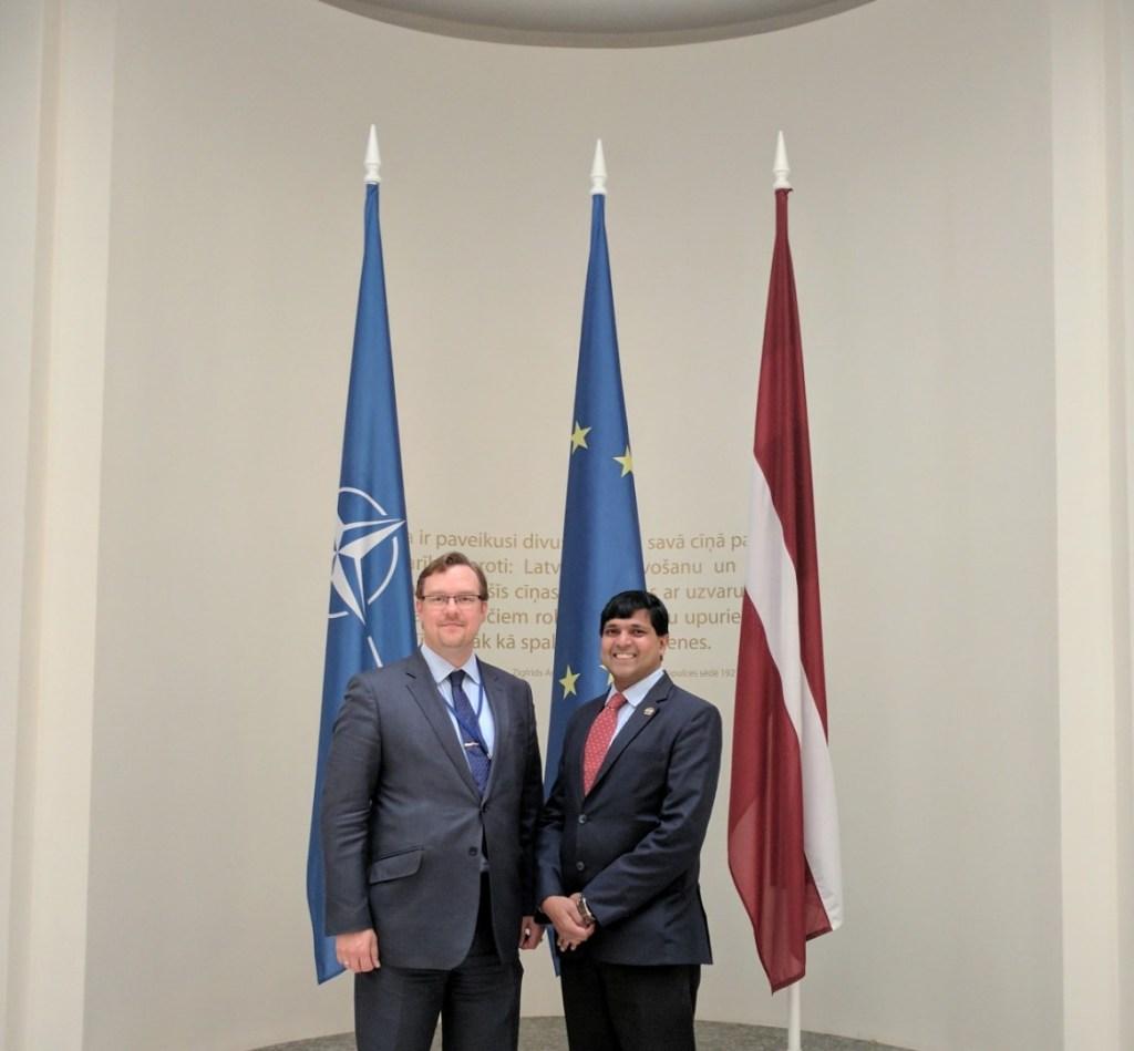 Education Delegation to Latvia
