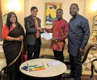 With the GITAC Ghana India Trade Advisory Committee