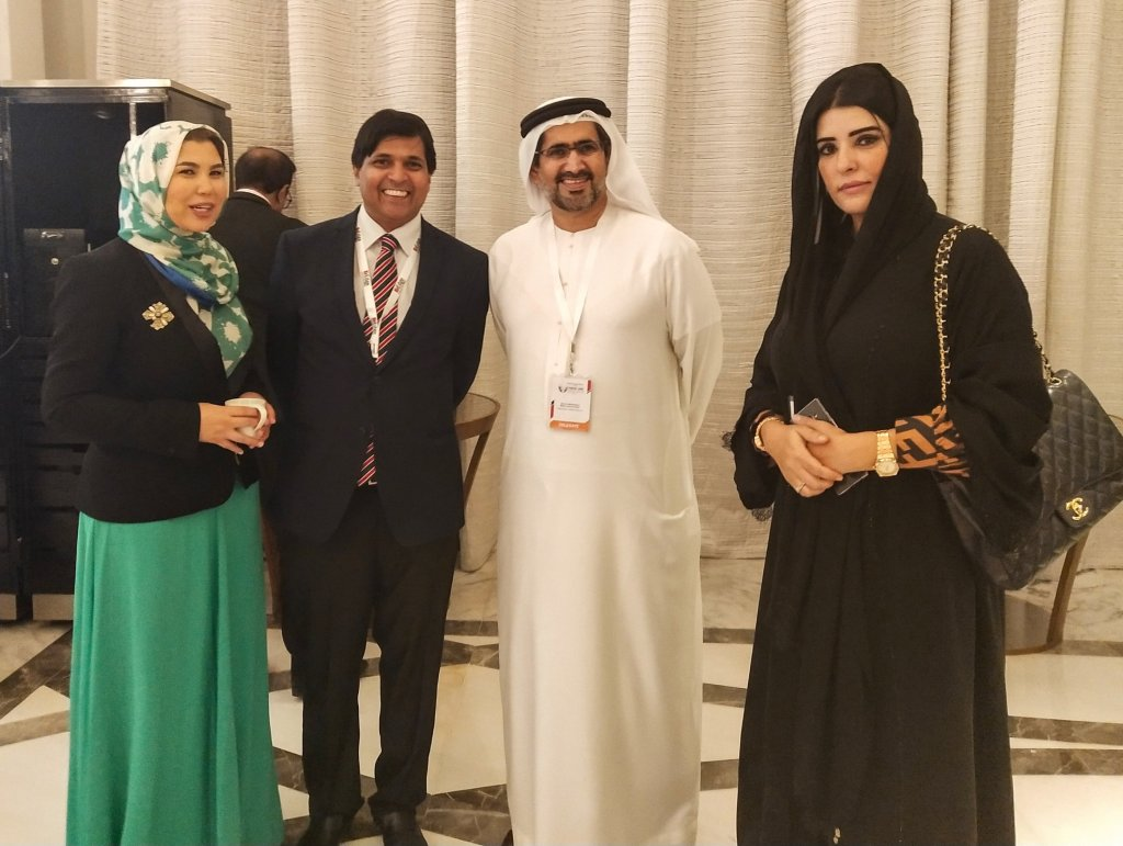 Delegation of IETO visited UAE for the Annual UAE Concalve in Dubai