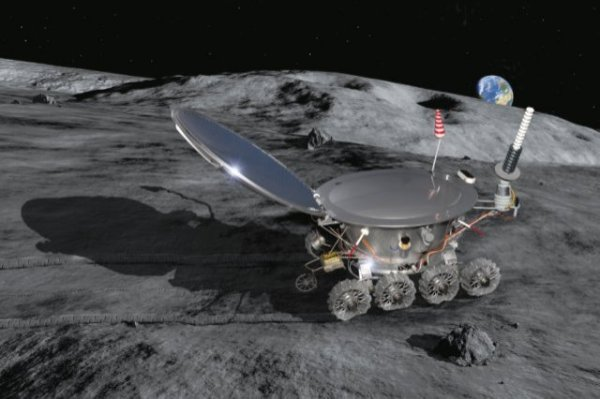 Rovers learning from Lunokhod | E&T Magazine